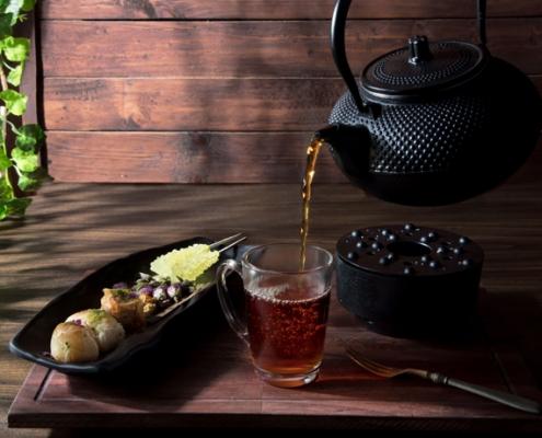 کافه لوکال ولنجک VELENJAK CAFE دمنوش HERBAL TEA