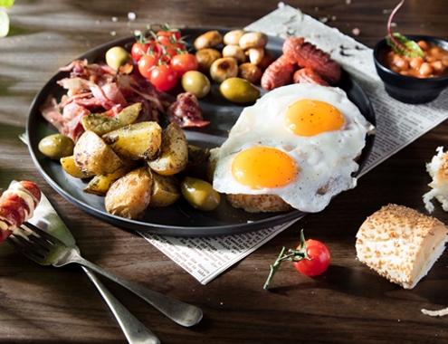 کافه لوکال ولنجک VELENJAK CAFE صبحانه BREAKFAST