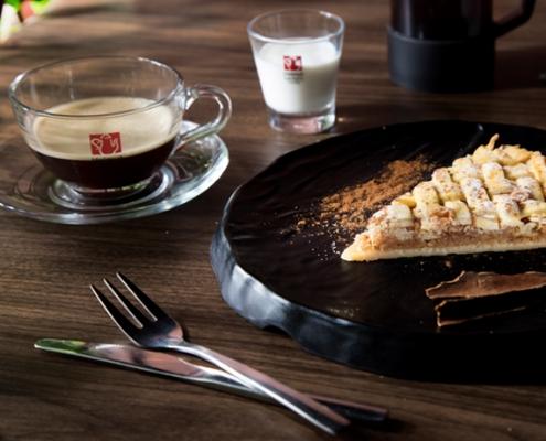کافه باغ ولنجک VELENJAK CAFE قهوه CAFE