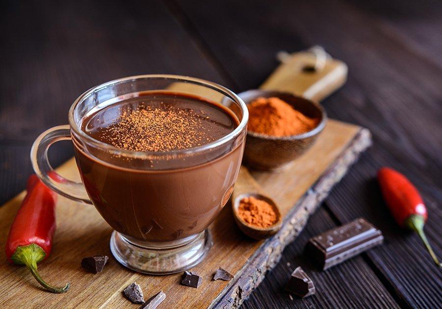 هات چاکلت کافه لوکال ولنجک